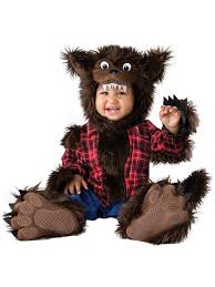 Werewolf Halloween Costumes Girls Amazon Incharacter Unisex Baby Wee Werewolf Costume Clothing