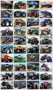 bigfoot monster truck cartoon 212 best monster trucks images on pinterest monster trucks