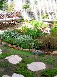 Drought Tolerant Backyard Ideas Garden Design Drought Landscape Design Patio Garden Landscape