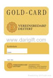 golden card dd 0108 china trading company packaging desiging