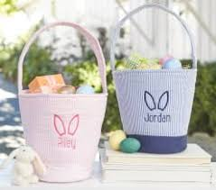 easter bags easter baskets decorations pottery barn kids