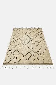 moroccan beni ourain style rug 11 x 14 u00276 u2013 the line