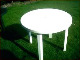 White Resin Patio Tables Plastic Patio Table A Guide On White Resin Table And Chairs