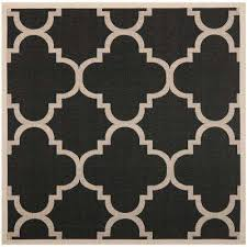 10 Square Area Rugs Safavieh Square 7 U0027 And Larger Black Area Rugs Rugs The