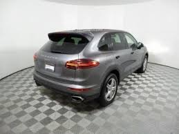 porsche suv cars porsche cayenne in michigan for sale used cars on buysellsearch