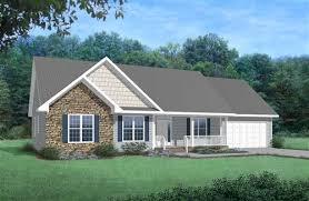 4 bedroom craftsman house plans potter 1537 single story four bedroom craftsman home plan