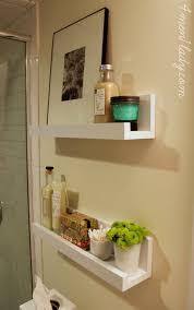 modern corner bathroom shelves photograph best home gallery