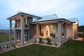 sloping house plans captivating house plans for sloped land photos best inspiration