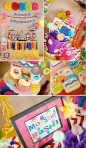 kara u0027s party ideas the cutest girly monster bash themed birthday