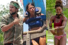 Best Challenge Survivor The 35 Best Challenges Ew