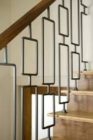 Contemporary Stair Rails And Banisters Light U0026 Airy Stunning Stair Railings Centsational