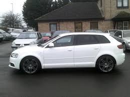 used audi tdi used audi a3 2009 diesel 2 0 tdi 170 quattro hatchback white