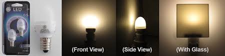 light bulb brightness color comparison kyle design