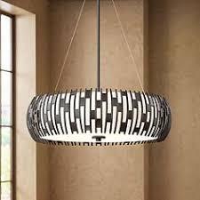 Quoizel Pendant Lights Quoizel Drum Pendant Lighting Lamps Plus
