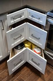much better than a lazy susan in a corner cabinet for the home