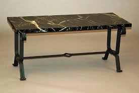 Elegant Sofa Tables by Wrought Iron Sofa Table That Will Fascinated You Homesfeed
