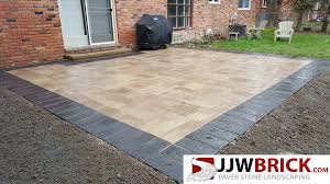 Installing Pavers Patio Awesome Paver Patio Installation R6wir Mauriciohm