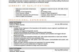 Civil Engineer Resume Example by Junior System Engineer Sample Resume Writing A Cover Letter And