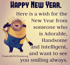 new year wishes happy new year memions