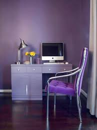 Purple Computer Chair Photo Page Hgtv