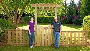 Garden Gate Garden Ideas Garden Gate And Arbor Charming Garden Gate With Arbor And Fence