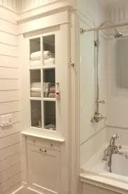 bathroom linen cabinet with glass doors 28 lastest bathroom storage narrow spaces eyagci com