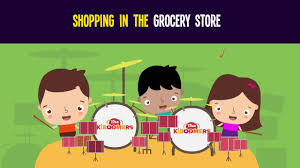 Funny Halloween Poems For Kids Shopping At The Grocery Store Song For Kids Fun Food Songs For