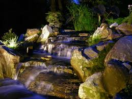Landscape Path Lights by Outdoor Lighting In Downingtown Pa Pond Lights Path Lights Up
