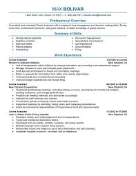 great resume objectives sample sample resume daily