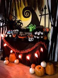 Halloween Party Decorations Set A Frightful Jack Skellington Table