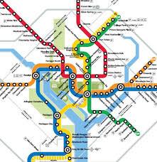 Wmata Map Metro by Emily Dunham Emilydunham Twitter