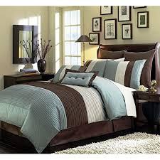 Luxury Comforter Sets Blue Luxury Comforter Sets Amazon Com