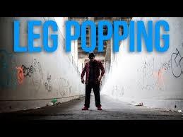 tutorial dance who you 1 leg popping tutorial kid boogie machine gone funk beginning