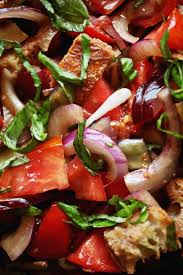 Ina Garten Panzanella Salad Panzanella The Perfect Summer Salad Charlotte Observer