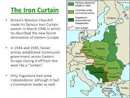 Iron Curtain Political Cartoons Iron Curtain U201d Mon April Ppt Video Online Download