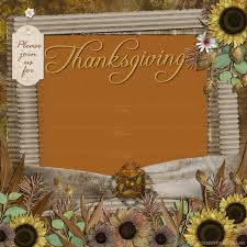 thanksgiving luncheon invitation