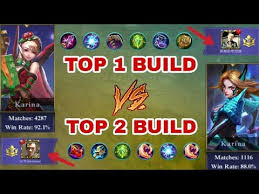 88 best build a better top 1 build vs top 2 build who the best