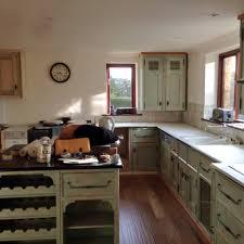 of an 18 year old mark wilkinson kitchen in cheltenham