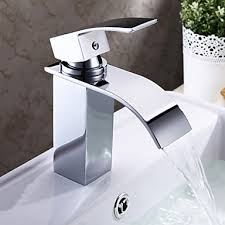 Sumerain Waterfall Faucet Waterfall Bathroom Sink Faucet Review Waterfall Faucets For