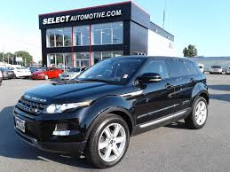 tan range rover 2013 land rover range rover evoque pure plus city virginia select