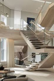 staircases are taking centre stage in london u0027s designer homes