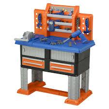 american plastic toys 38 piece deluxe workbench hayneedle