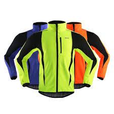 orange waterproof cycling jacket aliexpress com buy arsuxeo thermal warm bicycle jacket spring