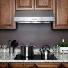 36 inch under cabinet range hood attractive under cabinet range hood kitchen hoods in home