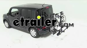 cube cars honda thule doubletrack hitch bike rack review 2012 nissan cube