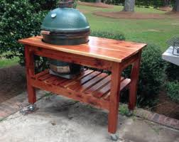 Big Green Egg Table Cover Grills U0026 Accessories Etsy