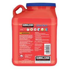 Kirkland Signature Patio Heater by Kirkland Signature Ultra Clean Laundry Pacs 152 Pack Costco Uk