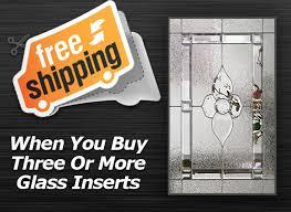 patio door glass inserts door glass inserts and frames taylor perma door masonite