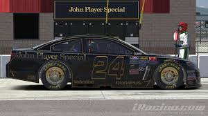 john player special livery jps chevrolet ss by don craig trading paints