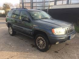 2002 jeep grand cherokee crd 2 7 diesel in totton hampshire